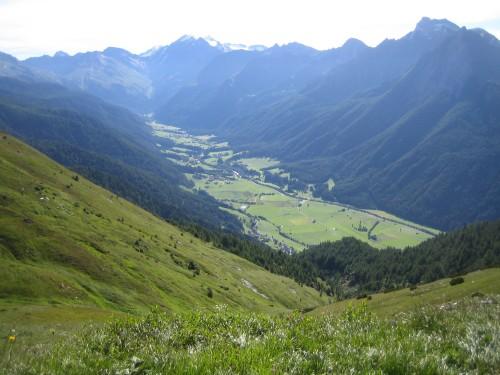 Foto: hofsab / Mountainbike Tour / Rund um den Olperer über Tuxer Joch (2338 m) - 3 Tagestour / das Pfitschertal / 26.08.2009 20:32:50