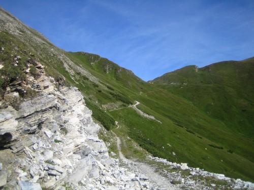 Foto: hofsab / Mountainbike Tour / Rund um den Olperer über Tuxer Joch (2338 m) - 3 Tagestour / 26.08.2009 20:33:06
