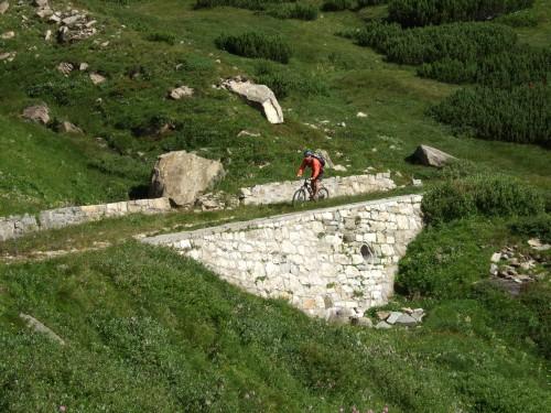 Foto: hofsab / Mountainbike Tour / Rund um den Olperer über Tuxer Joch (2338 m) - 3 Tagestour / 26.08.2009 20:34:18