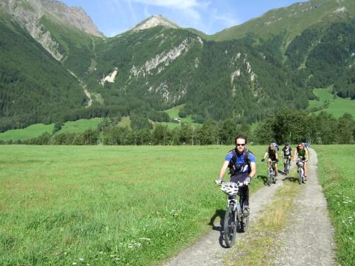 Foto: hofsab / Mountainbike Tour / Rund um den Olperer über Tuxer Joch (2338 m) - 3 Tagestour / im Pfitschertal / 26.08.2009 20:36:24