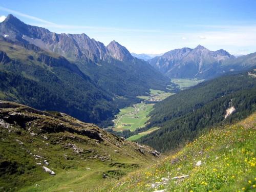 Foto: hofsab / Mountainbike Tour / Rund um den Olperer über Tuxer Joch (2338 m) - 3 Tagestour / 26.08.2009 20:37:32