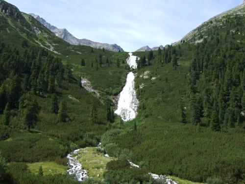 Foto: hofsab / Mountainbike Tour / Rund um den Olperer über Tuxer Joch (2338 m) - 3 Tagestour / 26.08.2009 20:41:59