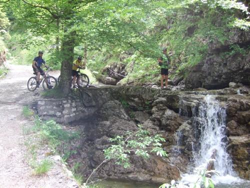 Foto: hofsab / Mountainbike Tour / Rund um und auf die Kampenwand (1664 m) / 13.08.2009 20:53:39