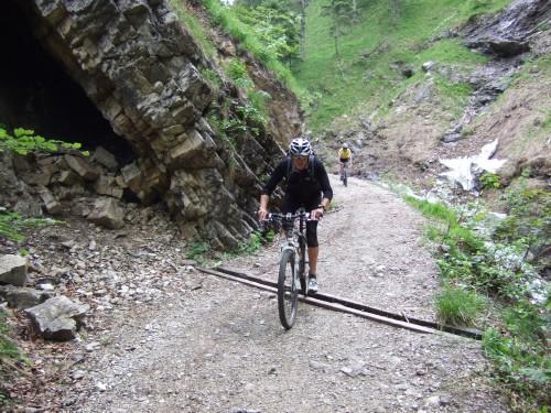 Foto: hofsab / Mountainbike Tour / Rund um und auf die Kampenwand (1664 m) / 13.08.2009 20:54:06