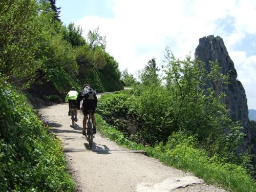 Foto: hofsab / Mountainbike Tour / Rund um und auf die Kampenwand (1664 m) / 13.08.2009 21:01:14