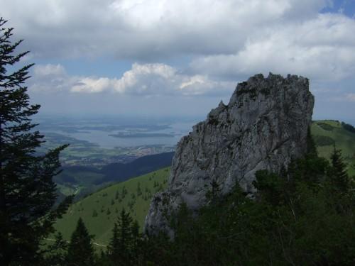 Foto: hofsab / Mountainbike Tour / Rund um und auf die Kampenwand (1664 m) / 13.08.2009 21:01:23