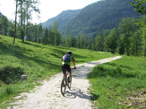 Foto: hofsab / Mountainbike Tour / Raschbergrunde (1390 m) über Blaa-Alm und Ewige Wand / 13.08.2009 20:19:31