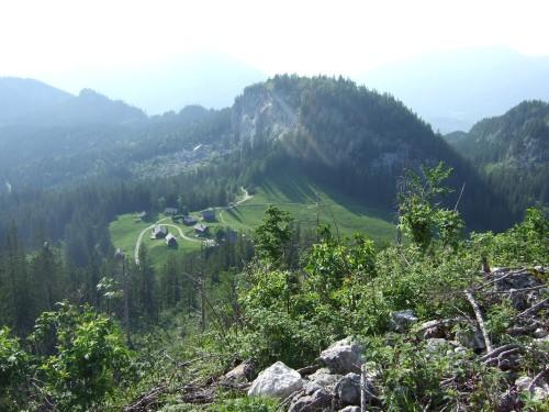 Foto: hofsab / Mountainbike Tour / Raschbergrunde (1390 m) über Blaa-Alm und Ewige Wand / 13.08.2009 20:22:19