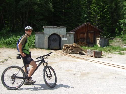 Foto: hofsab / Mountainbike Tour / Raschbergrunde (1390 m) über Blaa-Alm und Ewige Wand / 13.08.2009 20:15:57
