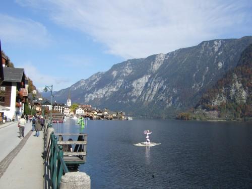 Foto: hofsab / Mountainbike Tour / Rund um den Plassen über Plankensteinalm (1530 m) und Gosauseen / 25.08.2009 12:52:58