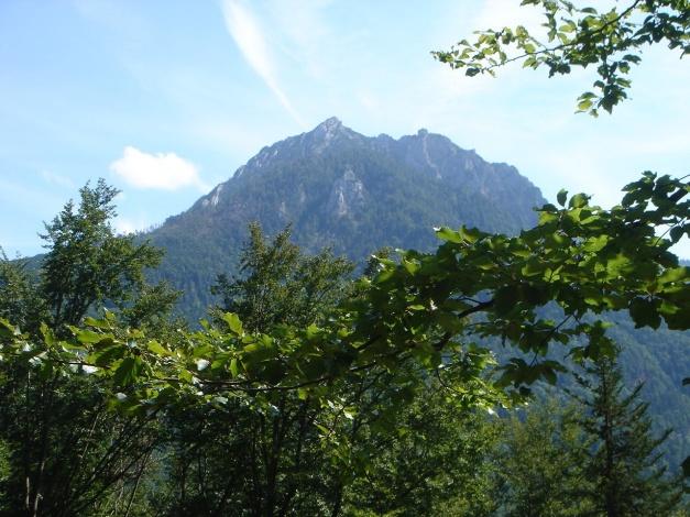 Foto: Manfred Karl / Klettersteig Tour / Brustwand Klettersteig / 23.06.2012 22:55:37