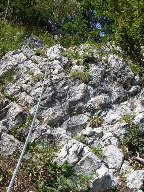Foto: Manfred Karl / Klettersteig Tour / Brustwand Klettersteig / 23.06.2012 22:54:54