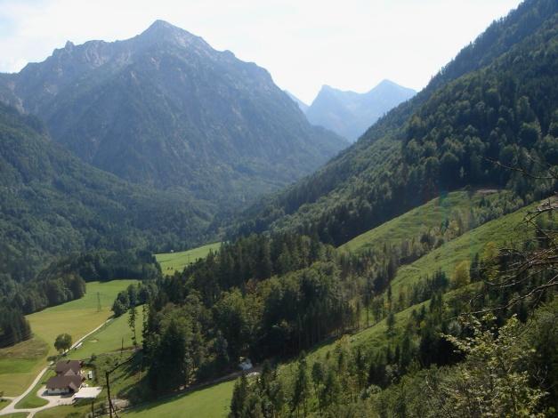Foto: Manfred Karl / Klettersteig Tour / Brustwand Klettersteig / 23.06.2012 22:54:28