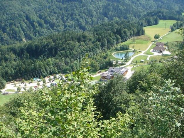 Foto: Manfred Karl / Klettersteig Tour / Brustwand Klettersteig / 23.06.2012 22:54:16
