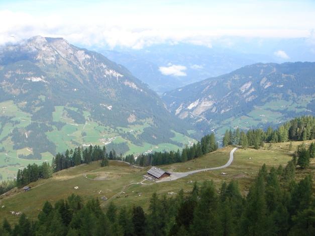 Foto: Manfred Karl / Klettersteig Tour / Saukarkopf Bella Cascinaia – erster Großarler Klettersteig / Saukaralm / 17.07.2009 22:41:28