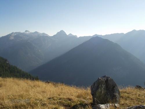 Foto: hofsab / Mountainbike Tour / Rauch- (1893 m) und Rosskopf (1929 m) von Flachauwinkl / 25.08.2009 12:48:37