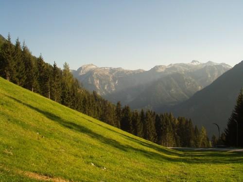 Foto: hofsab / Mountainbike Tour / Rauch- (1893 m) und Rosskopf (1929 m) von Flachauwinkl / downhill nach Flachauwinkel / 25.08.2009 12:48:56