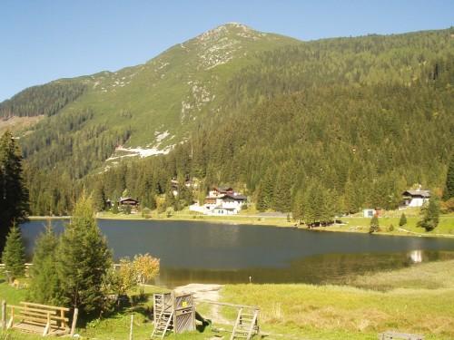 Foto: hofsab / Mountainbike Tour / Rauch- (1893 m) und Rosskopf (1929 m) von Flachauwinkl / am Zauchensee / 25.08.2009 12:44:51