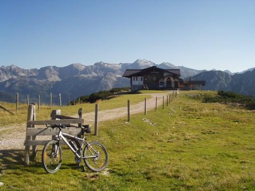 Foto: hofsab / Mountainbike Tour / Rauch- (1893 m) und Rosskopf (1929 m) von Flachauwinkl / 25.08.2009 12:46:34