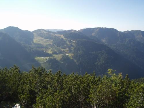 Foto: hofsab / Mountainbike Tour / Rauch- (1893 m) und Rosskopf (1929 m) von Flachauwinkl / 25.08.2009 12:46:47