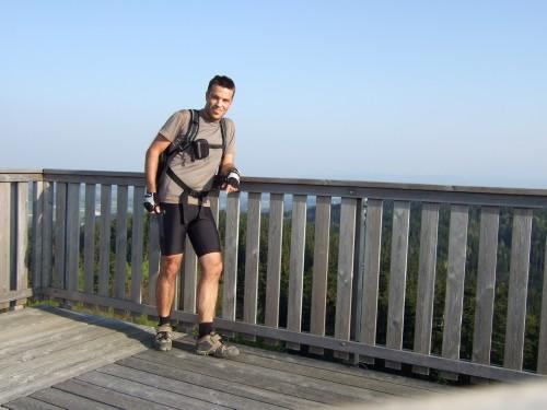 Foto: hofsab / Mountainbike Tour / Hausruckrunde über Göblberg (801 m) / 25.08.2009 12:32:52