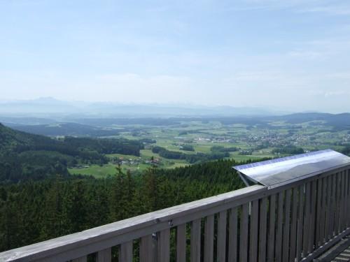 Foto: hofsab / Mountainbike Tour / Hausruckrunde über Göblberg (801 m) / 25.08.2009 12:33:38