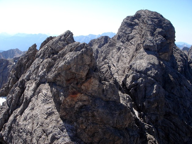 Foto: Manfred Karl / Klettersteig Tour / Sepp Oberlechner Gedächtnisweg / Galitzenspitze und Sandspitze / 18.07.2009 14:44:47
