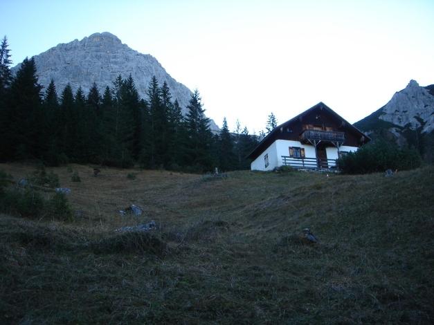 Foto: Manfred Karl / Wander Tour / Wagendrischlhorn Klettersteig / 31.08.2009 17:34:22