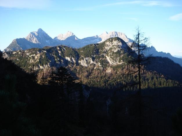 Foto: Manfred Karl / Wander Tour / Wagendrischlhorn Klettersteig / Loferer Steinberge / 31.08.2009 17:33:49
