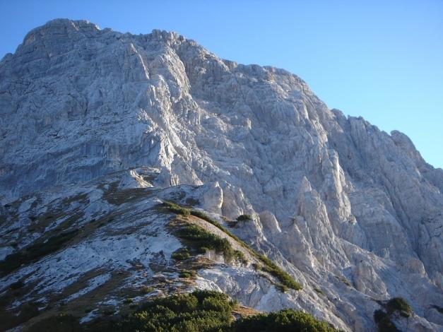 Foto: Manfred Karl / Wander Tour / Wagendrischlhorn Klettersteig / Stadelhorn vom Hochgscheid / 31.08.2009 17:31:49