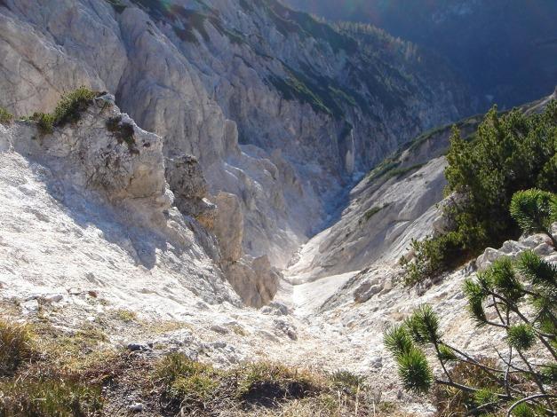 Foto: Manfred Karl / Wander Tour / Wagendrischlhorn Klettersteig / Hochgscheid / 31.08.2009 17:31:29