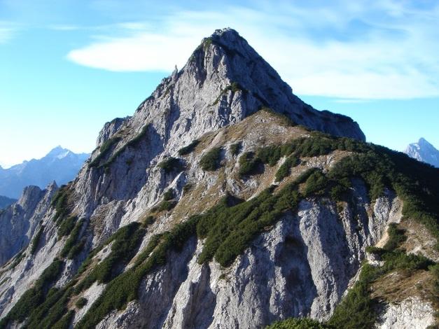 Foto: Manfred Karl / Wander Tour / Wagendrischlhorn Klettersteig / Ameisnockenkopf / 31.08.2009 17:31:12