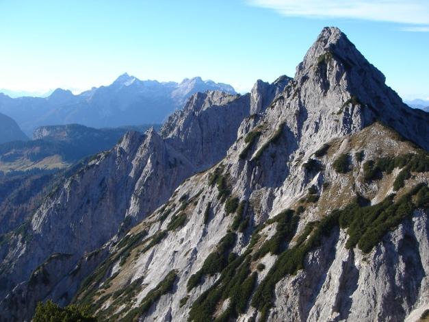 Foto: Manfred Karl / Wander Tour / Wagendrischlhorn Klettersteig / 31.08.2009 17:30:06