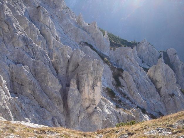 Foto: Manfred Karl / Wander Tour / Wagendrischlhorn Klettersteig / Hochgscheid / 31.08.2009 17:29:47