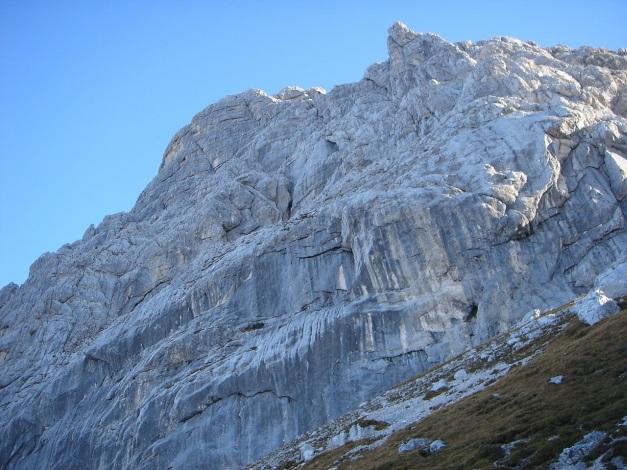 Foto: Manfred Karl / Wander Tour / Wagendrischlhorn Klettersteig / Stadelhorn Westwand / 31.08.2009 17:29:20