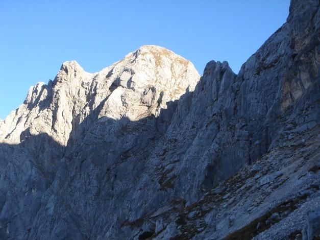 Foto: Manfred Karl / Wander Tour / Wagendrischlhorn Klettersteig / Wagendrischlhorn / 31.08.2009 17:28:59