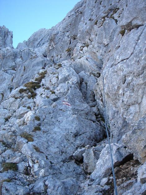 Foto: Manfred Karl / Wander Tour / Wagendrischlhorn Klettersteig / 31.08.2009 17:27:44