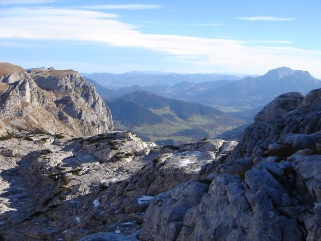 Foto: Manfred Karl / Wander Tour / Wagendrischlhorn Klettersteig / 31.08.2009 17:25:50