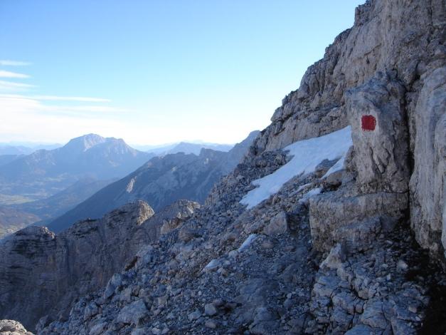 Foto: Manfred Karl / Wander Tour / Wagendrischlhorn Klettersteig / 31.08.2009 17:25:01
