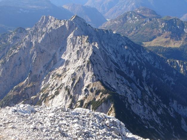 Foto: Manfred Karl / Wander Tour / Wagendrischlhorn Klettersteig / Hirschbichlkamm / 31.08.2009 17:24:28