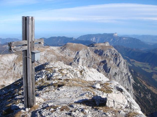 Foto: Manfred Karl / Wander Tour / Wagendrischlhorn Klettersteig / 31.08.2009 17:22:45