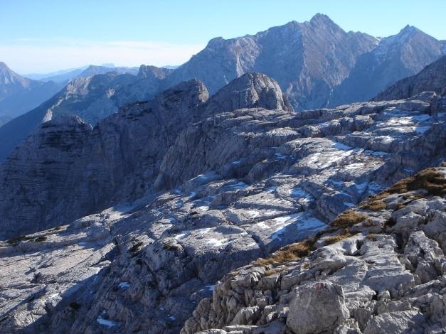 Foto: Manfred Karl / Wander Tour / Wagendrischlhorn Klettersteig / 31.08.2009 17:20:22