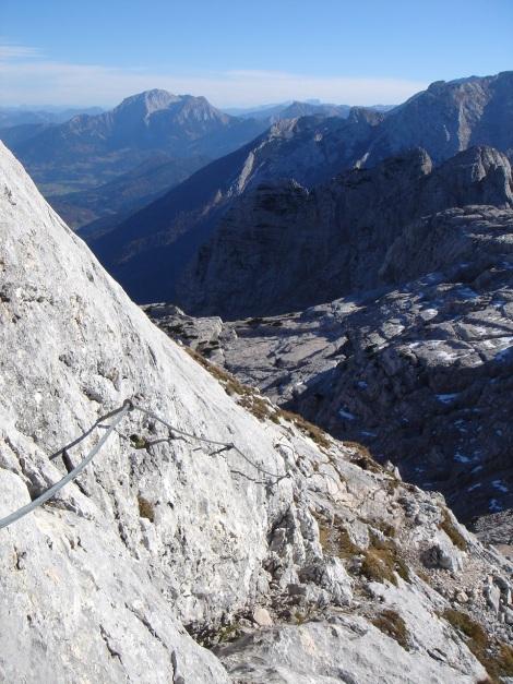 Foto: Manfred Karl / Wander Tour / Wagendrischlhorn Klettersteig / 31.08.2009 17:19:16
