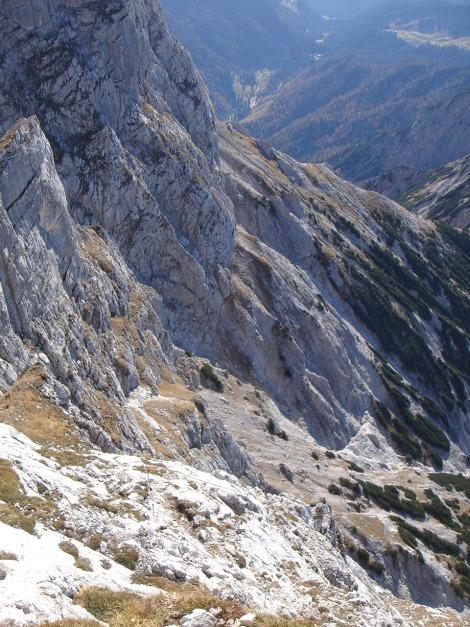 Foto: Manfred Karl / Wander Tour / Wagendrischlhorn Klettersteig / 31.08.2009 17:18:19