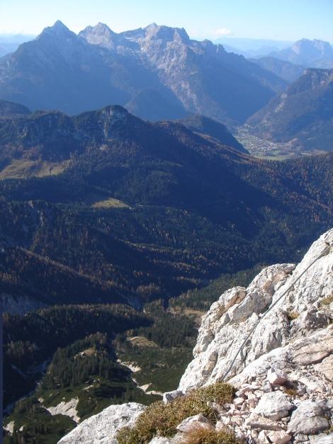 Foto: Manfred Karl / Wander Tour / Wagendrischlhorn Klettersteig / 31.08.2009 17:17:40