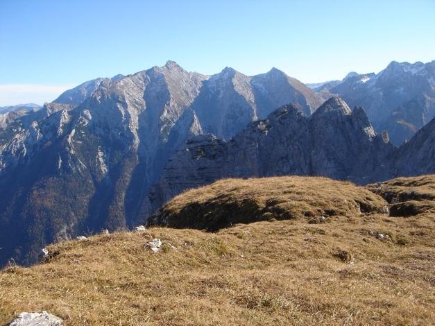 Foto: Manfred Karl / Wander Tour / Wagendrischlhorn Klettersteig / 31.08.2009 17:14:20