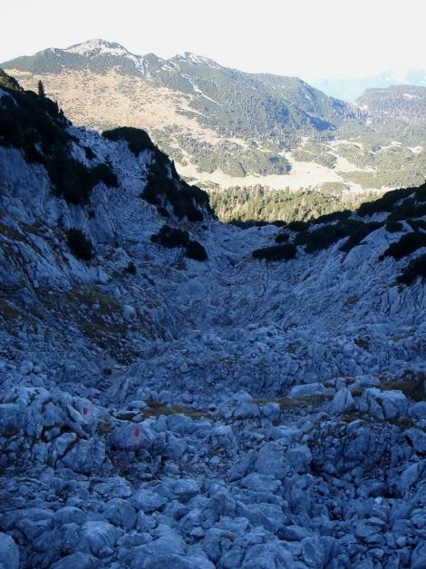 Foto: Manfred Karl / Wander Tour / Wagendrischlhorn Klettersteig / 31.08.2009 17:12:08