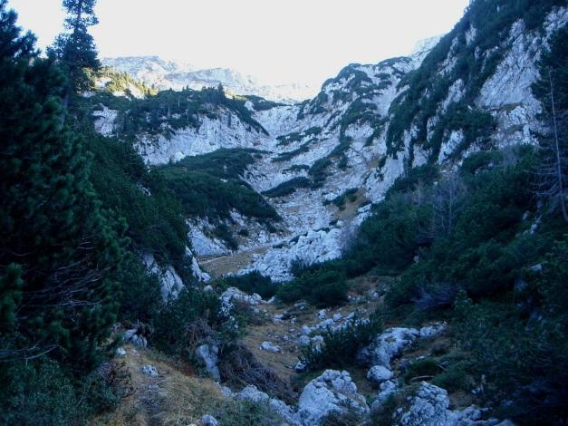 Foto: Manfred Karl / Wander Tour / Wagendrischlhorn Klettersteig / Steinberggasse / 31.08.2009 17:11:57