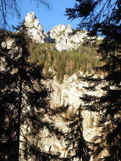 Foto: Manfred Karl / Wander Tour / Wagendrischlhorn Klettersteig / 31.08.2009 17:08:53