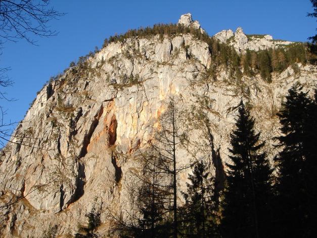 Foto: Manfred Karl / Wander Tour / Wagendrischlhorn Klettersteig / 31.08.2009 17:08:42